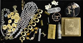 Vintage Jewelry and Dresser Items