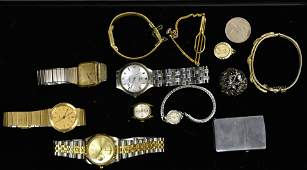 Vintage Watch Grouping