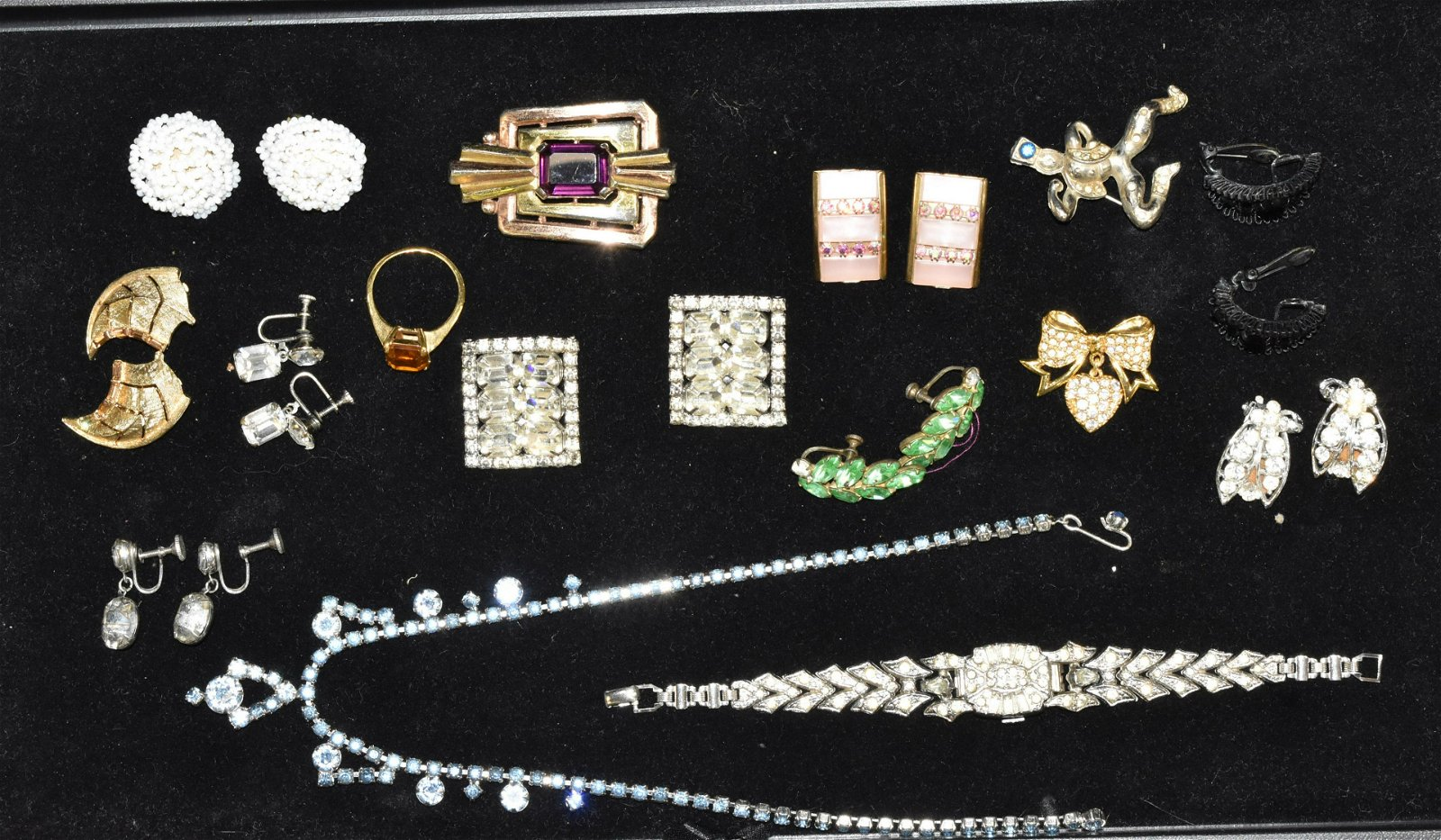 Signed Vintage Jewelry