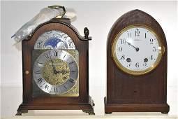 Two Mantle Clocksone is Seth Thomas