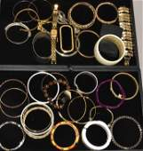 Two Trays of Mixed Costume Jewelry
