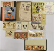 Mickey Mouse Collectible Grouping