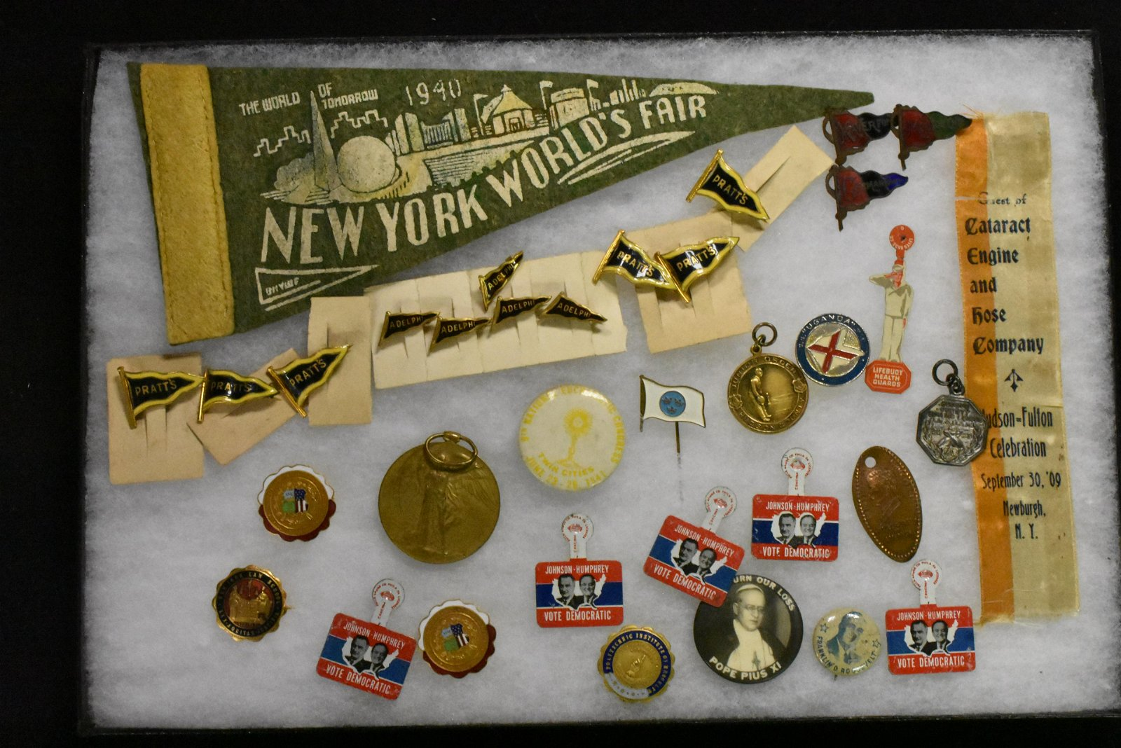 Early 20th Century Lapel Pins and more