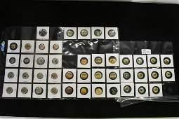Grouping of Mixed Vintage Pin Backs