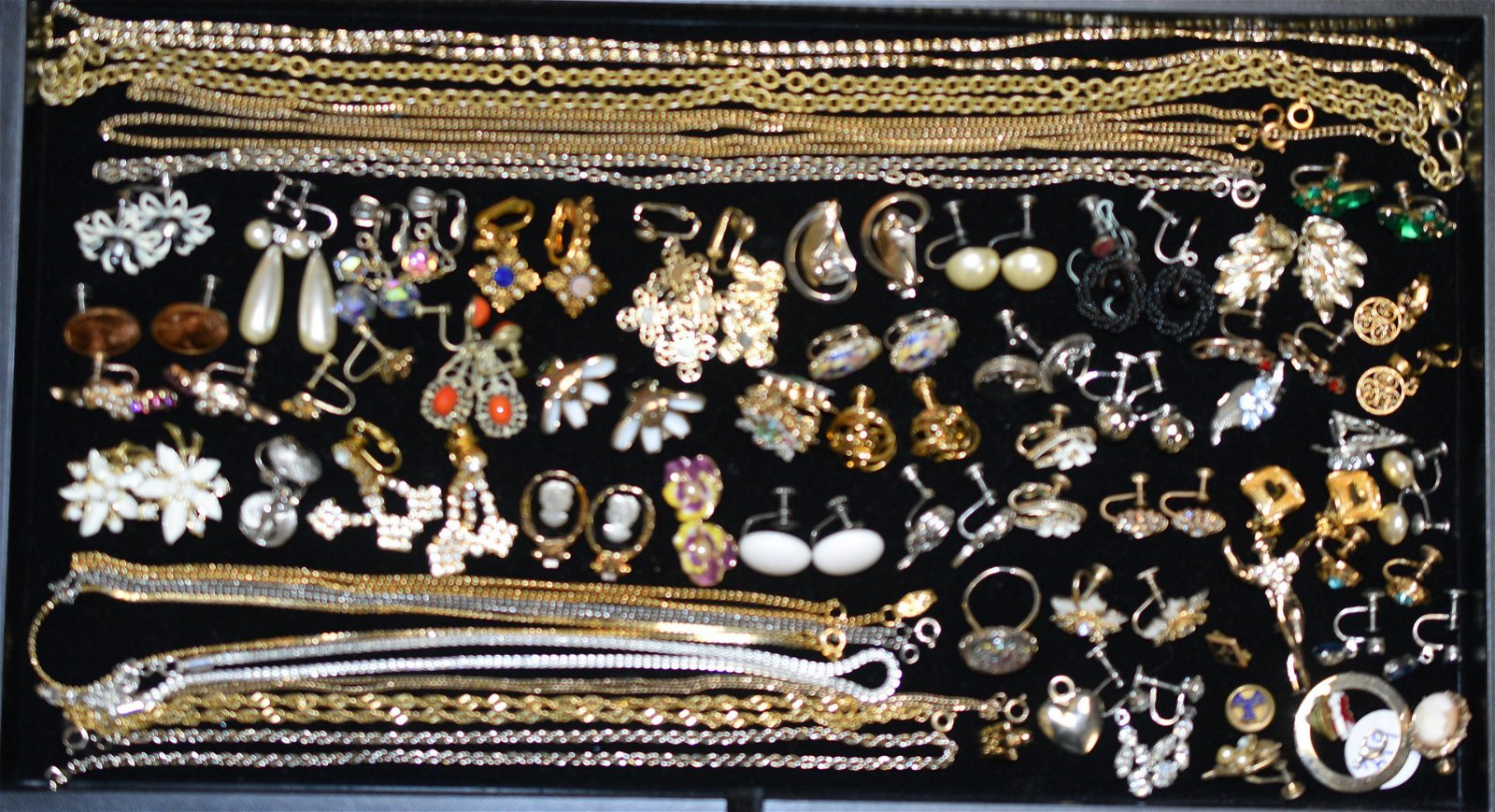 Vintage Earring Grouping