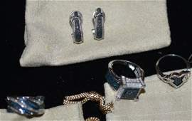 Sterling and Diamond Jewelry Collection