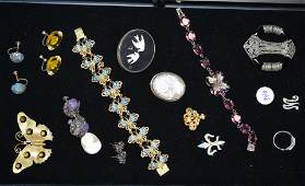 Victorian and Vintage Jewelry