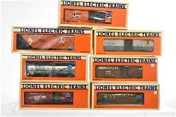 Lionel O Gauge Train Cars NIB