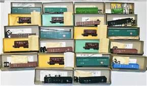 Roundhouse HO Gauge Train Car Models
