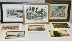 Train Photos and Prints