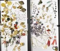 Costume Jewelry (Two Trays)