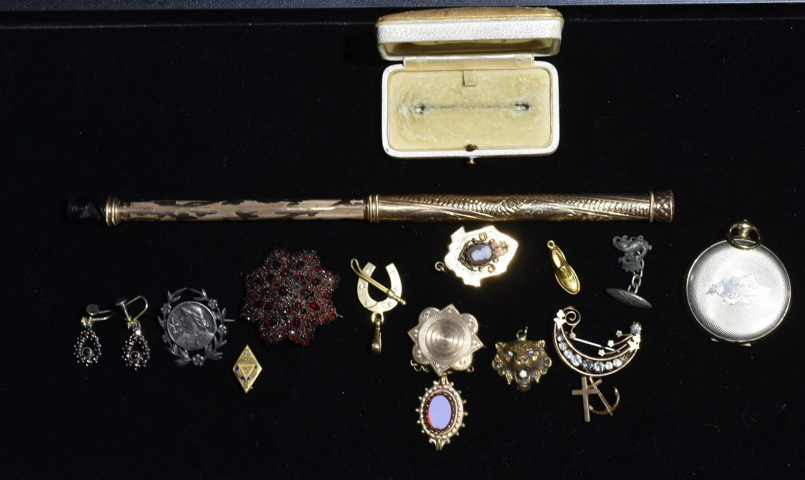 Rare Victorian Jewelry Collection