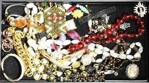 Estate Vintage Costume Jewelry