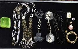 Victorian Art Nouveau Estate Jewelry