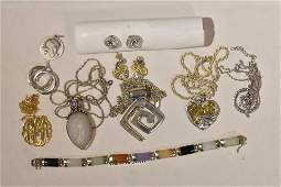 Gorham and other Sterling Jewelry