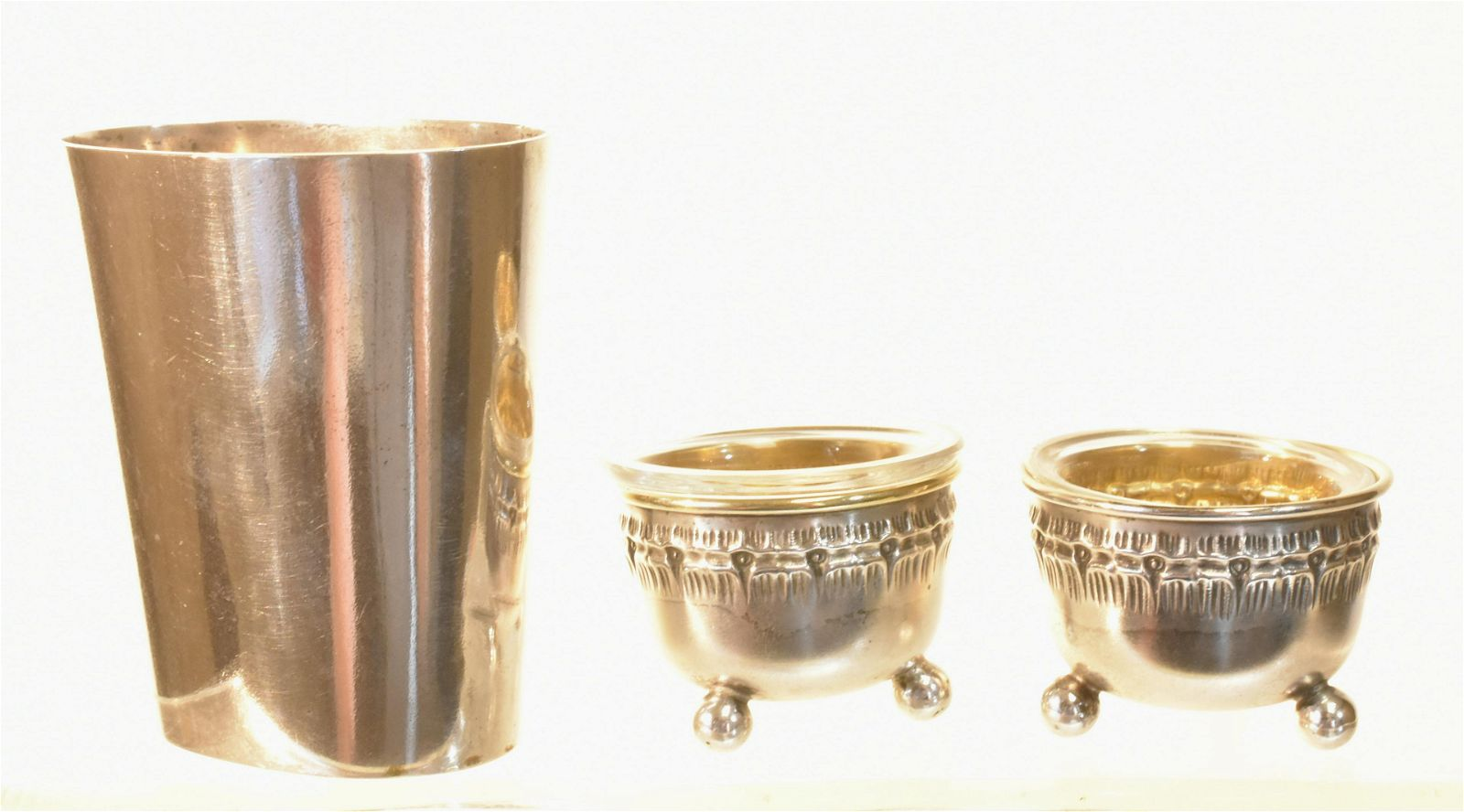 .800 Silver German Grouping