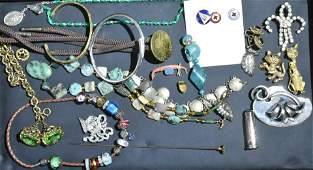 Mixed Vintage Jewelry
