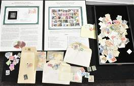 Commemorative and Foreign Stamps