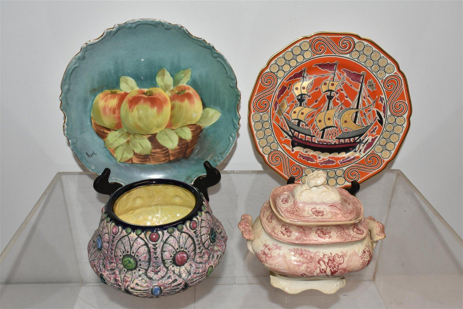 Miscellaneous Vintage Pottery and Porcelain