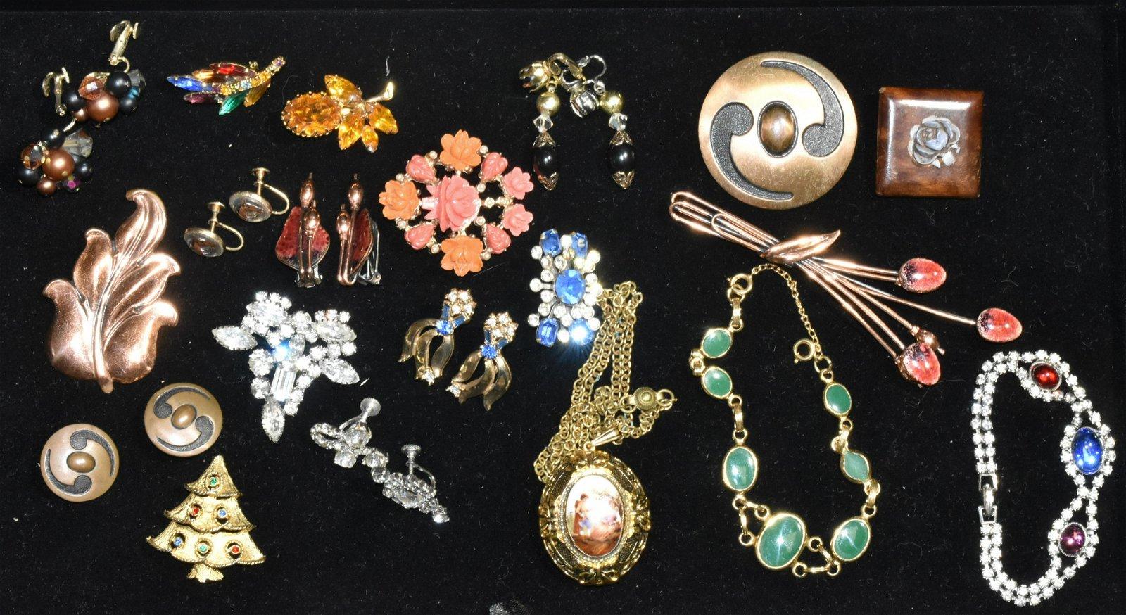 Vintage Matisse Renoir Jewelry