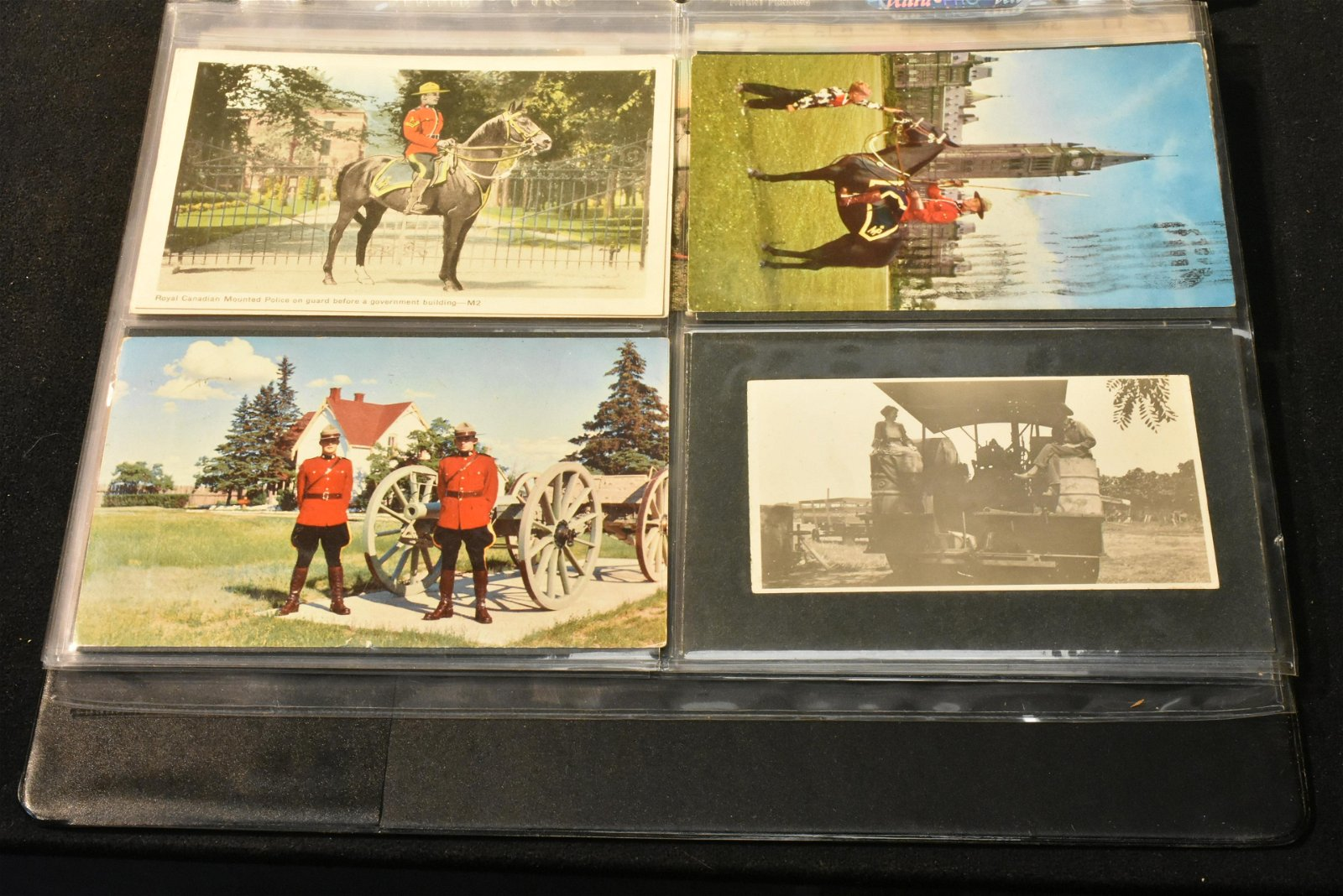 Photo and Other Vintage Postcards