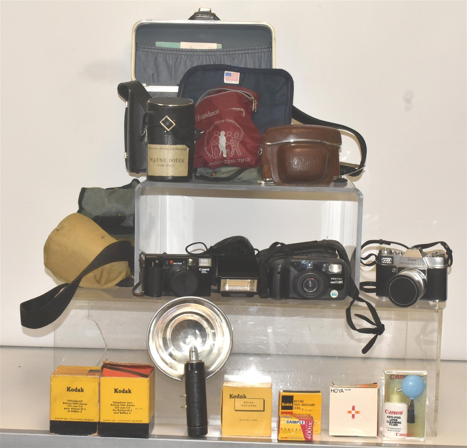 35mm Cameras and Accessories