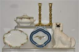 Quality Porcelain and Candlesticks