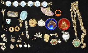 Horse Bridles and Estate Jewelry