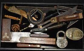 Vintage Knives Tools and Razor