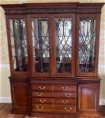 South Carolina Georgian Style China Cabinet