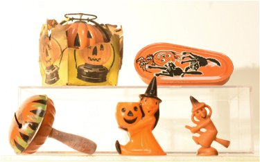 Vintage Halloween Auctions 2020 For Auction: Vintage Halloween Items (#0381) on Sep 18, 2020