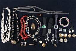 Victorian Costume and Designer Jewelry