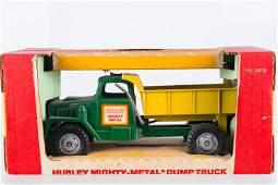 Hubley Dump Truck in Original Box