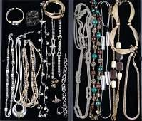 Costume Jewelry - Many Necklaces