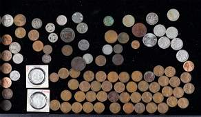 Vintage American and International Coinage