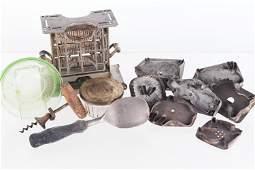 Vintage Kitchenware Grouping
