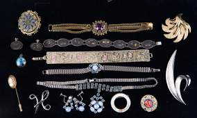 Trifari and Other Costume Jewelry