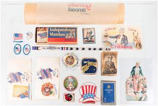 Uncle Sam and Patriotic Collectibles