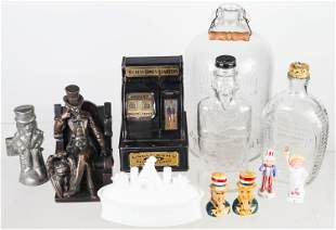 Mixed Uncle Sam Collectibles