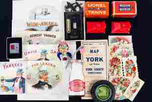 Cigar Labels and Mixed Advertising