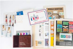 Canadian and World Stamp Collection