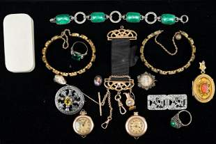 Victorian Estate Jewelry Collection