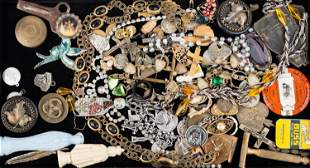 Eclectic Religious and More Jewelry