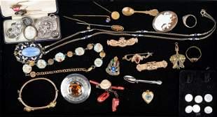 Estate Victorian Jewelry