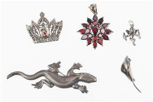 Estate Sterling Vintage Jewelry