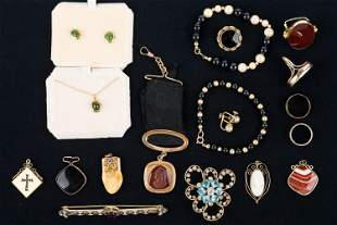 Mixed Jewelry Grouping