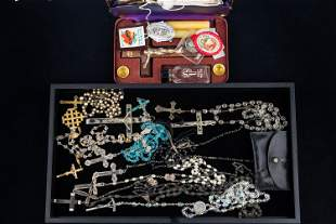 Rosaries and Religious Accessories