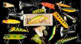 Mixed Vintage Fishing Lures
