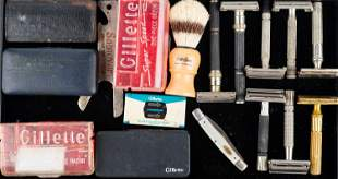 Collection of Double Edged Razors