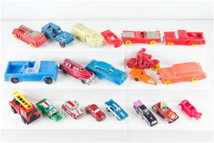 Auburn Rubber Toy and Other Toy Vehicles